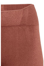 Sports tights - Rust brown - Ladies | H&M IE 3