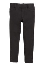 2-pack treggings - Black -  | H&M 2