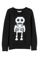 Knitted jumper - null -  | H&M CN 2