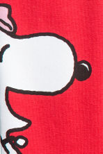 Leggings in jersey - Rosso/Snoopy -  | H&M IT 2