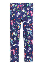 Legging en jersey - Bleu/My Little Pony -  | H&M FR 2