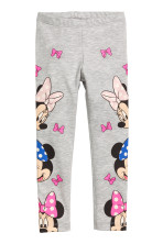Gris/Minnie Mouse