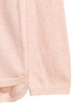 Knitted jumper - Powder pink - Ladies | H&M 3