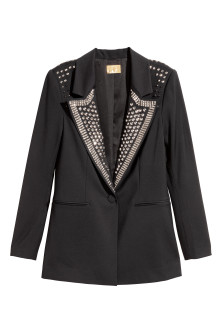 Jacket with Studs