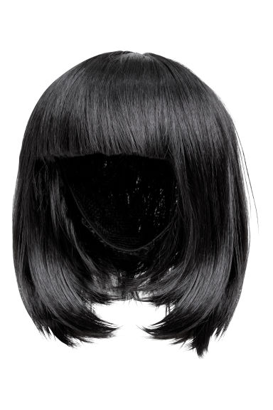 Fancy dress wig - Black - Ladies | H&M