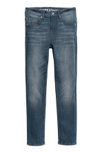 Superstretch Skinny fit Jeans - 灰牛仔蓝 - Kids | H&M CN 2