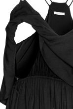 MAMA Nursing dress - Black - Ladies | H&M 4