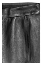 Leather Pants - Black - Ladies | H&M CA 2