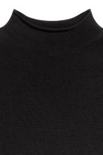 Merino wool jumper - Black - Ladies | H&M GB 3