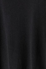 V-neck cashmere jumper - Black - Men | H&M 4