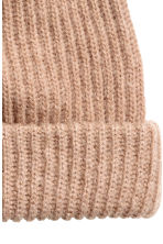 Hat in a mohair blend - Beige - Ladies | H&M 2