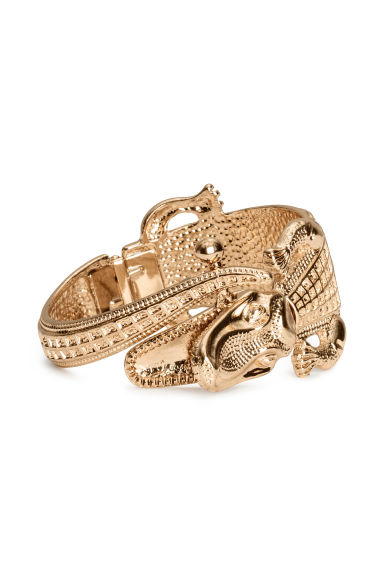 Bangle - Gold-coloured - Ladies | H&M CN 1