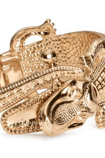 Bangle - Gold-coloured - Ladies | H&M CN 2