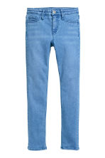 Superstretch Skinny fit Jeans - Blue -  | H&M CN 2