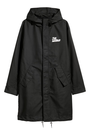 Parka - Noir/The Weeknd - HOMME | H&M FR