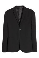 Jacket Super skinny fit - Black - Men | H&M CN 2
