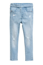 Leggings vaqueros - Azul denim claro -  | H&M ES 2