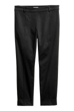 H&M+ Cigarette trousers - Black - Ladies | H&M 2
