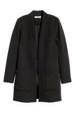 Short coat - Black - Ladies | H&M 2