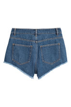 Jeansshort - Denimblauw - DAMES | H&M BE 2