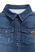 Camicia in jeans - Blu denim scuro - BAMBINO | H&M IT 3