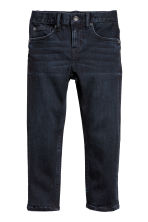 Superstretch Slim fit Jeans - Donkerblauw - KINDEREN | H&M BE 2