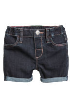 2-pack denim shorts - Light blue - Kids | H&M CA 2