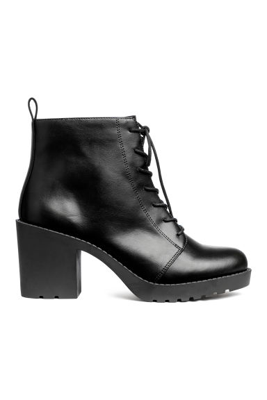 Boots - Black - Ladies | H&M GB