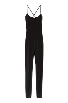 Figurbetonter Jumpsuit