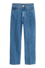 Kickflare High Ankle Jeans - Denim blue - Ladies | H&M CN 2