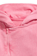 Hooded jacket - Pink - Kids | H&M CN 2