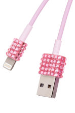 Charging cable - Pink - Ladies | H&M CN 2