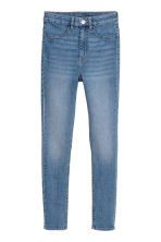 Petite fit Super Skinny Jeans - Light denim blue -  | H&M 2