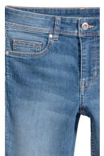 Petite fit Skinny Jeans - Denim blue - Ladies | H&M 4