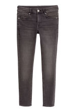 Petite fit Skinny Jeans - Dark gray denim - Ladies | H&M 2