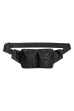 Waist bag - Black -  | H&M GB 1
