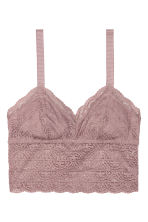 Bralette in pizzo - Erica - DONNA | H&M IT 2