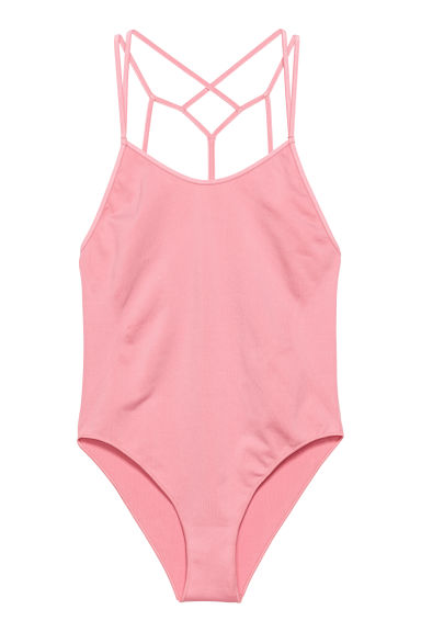 Jersey body - Pink - Ladies | H&M