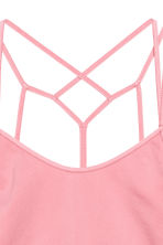 Jersey body - Pink - Ladies | H&M 2