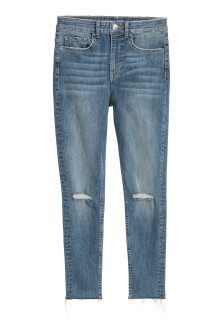 Petite fit Slim Ankle Jeans