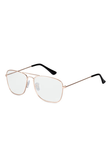 Eyeglasses - Gold-colored - Men | H&M CA 1