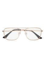 Eyeglasses - Gold-colored - Men | H&M CA 2