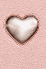 "iPad Case 9.7"" - Powder pink/Heart - Ladies 