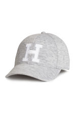 Marled cap - Light grey marl - Ladies | H&M 1