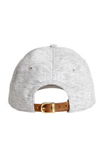 Marled cap - Light grey marl - Ladies | H&M 2
