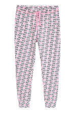 Pyjamas - Pink/Grey - Kids | H&M CN 2