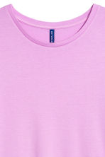 T-shirt lunga - Viola - DONNA | H&M IT 2