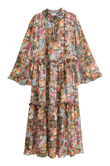 Robe à motif - Motif - FEMME | H&M FR