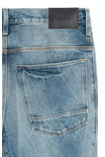 Sculptured Jeans - Light denim blue -  | H&M CN 4