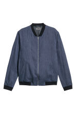 Jacket - Dark blue - Men | H&M 1
